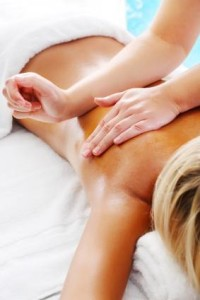 deep tissue massage for back pain